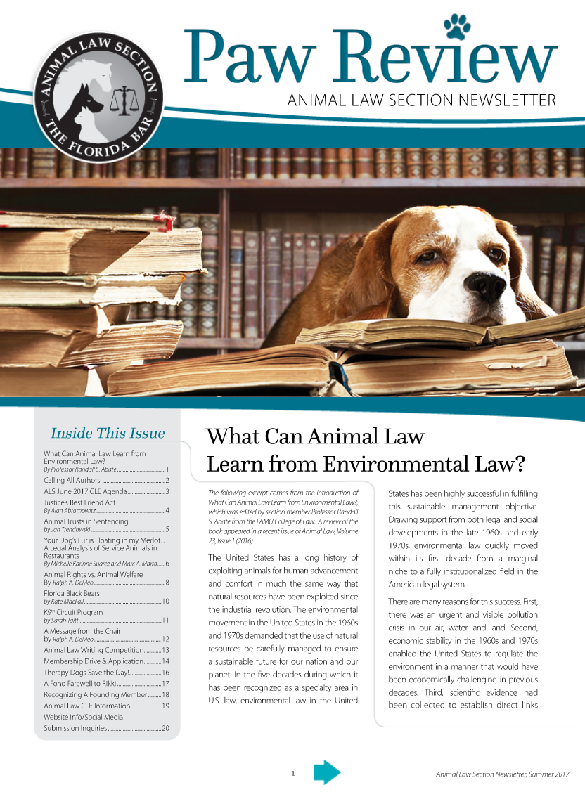 Animal-Law_Paw-Review_Summer 2017